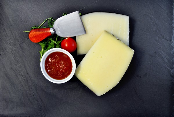 Pecorino sardo crosta nera gr.250