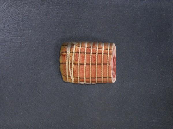 Pancetta con cotenna Barilli trancio kg.1