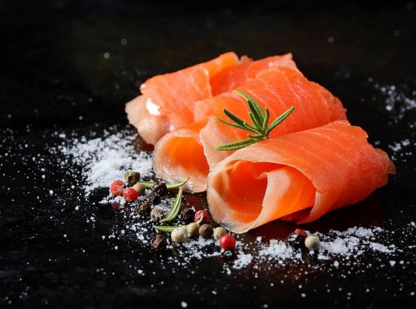 Smok salmone norvegese affumicato gr.100