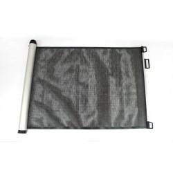 cancelletto bimbi luxe - colore nero - msura cm 130x8x88 h