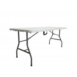 tavolo rettangolare pieghevole horeca 183x76x74h cm
