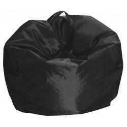 pouf comodone nero