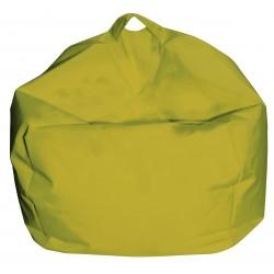 pouf comodone giallo