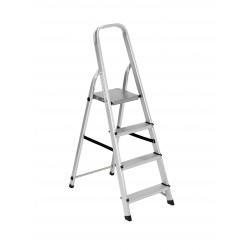 scala alluminio everest 4 gradini portata max 150 kg