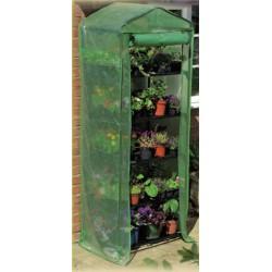 serra 5 piani copertura removibile in pvc