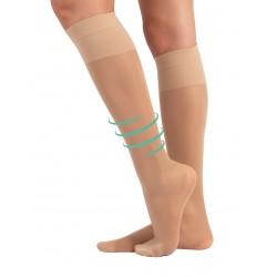 gambaletti elastici compressione forte - 70 den