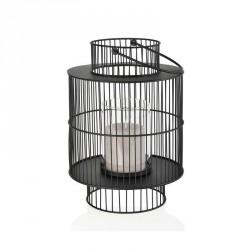 Lanterne e portacandele: Lanterna portacandela in metallo