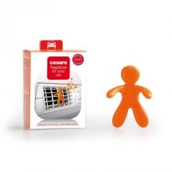 Gadget profumatore per automobile - colore orange - collezione cesare