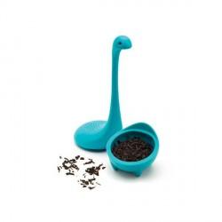 Caffettiere ed accessori: Baby nessie turchese infusore per te'