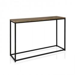 Tavolini: Tavolino in legno e metallo mu68244