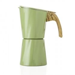Caffettiere ed accessori: Caffettiera tower vintage 4 tazze verde