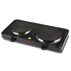 Forni e fornelli elettrici e induzione: Fornello elettrico doppio pe 36