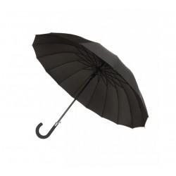 Ombrello per la pioggia richiudibile - auto open - stile gentlemen