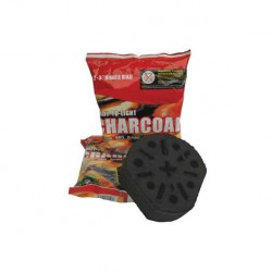 Accessori barbecue: Carbon lite mattonella di carbone 340 gr