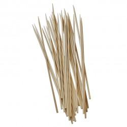 Stoviglie per outdoor: Pure stecconi per kebab in bamboo 30 cm 250 pz
