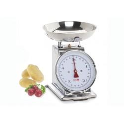 Bilance e pesalimenti: Bilancia cucina analogica inox 5 kg