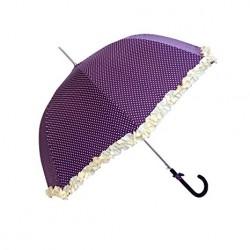 Ombrello per la pioggia richiudibile - auto open - stile frou frou