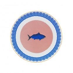 Piatti singoli: Belpaese piatto portata pesce 32 cm
