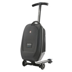 Stile accessori: Monopattino con trolley da viaggio