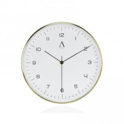 Orologi: Orologio parete alluminio