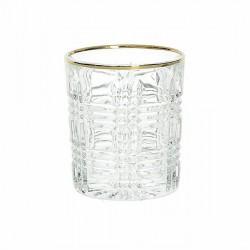 Boccali, bicchieri e calici: Emma bicchiere 27 cl oro
