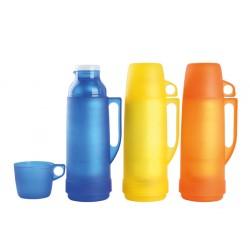 Borracce e bottiglie termiche: Thermos isolante colori assortiti 3/4 lt