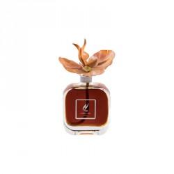 Fragranza ambra d'arabia - profumatore a diffusione orchidea - 100 ml - serie hypno chic
