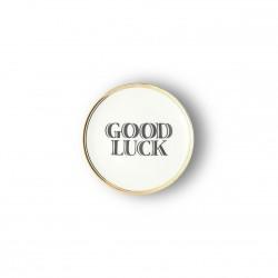 Piatti singoli: La tavola scomposta piattino good luck 17 cm