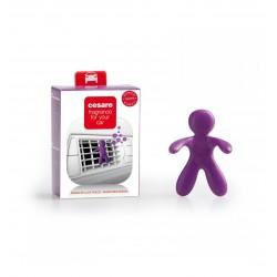 Gadget profumatore per automobile - colore violet - collezione cesare