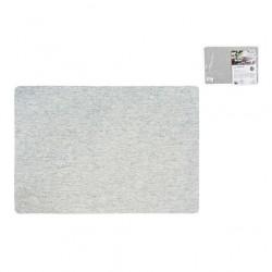 Tovaglie e tovagliette: Jacquard tovaglietta americana antimacchia 31x46 cm sofia perla