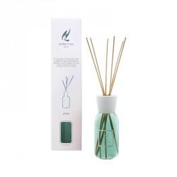 Profumatore fragranza oppio - con bastoncini a immersione - 100 ml - serie eco chic