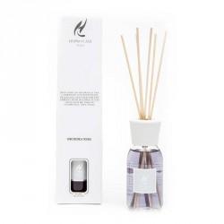 Profumatore fragranza orchidea nera - con bastoncini a immersione - 100 ml - serie eco chic