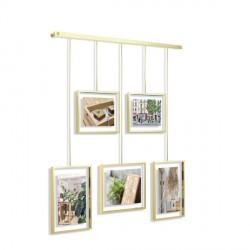 Complementi a muro: Exhibit portafoto da parete mat bras