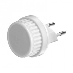 Accessori elettrici: Punto luce notturno 220v 0,3w blister