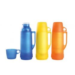 Borracce e bottiglie termiche: Thermos isolante colori assortiti 1/2 lt