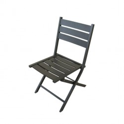 Panche e sedie: Alabama sedia pieghevole taupe