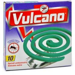 Spirali vulcano antizanzara pz.10