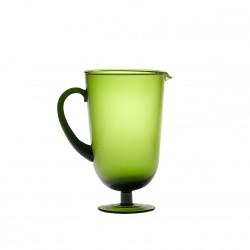Brocca - colore verde - serie Diseguale