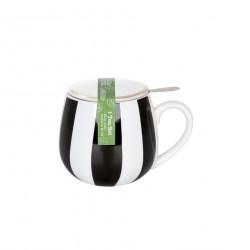 Tazze e teiere: Konitz tazza coccolo con filtro stripes