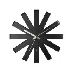 Orologi: Ribbon orologio da parete black