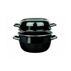 Cotture speciali: Riess pentola per cozze 18 cm 011239