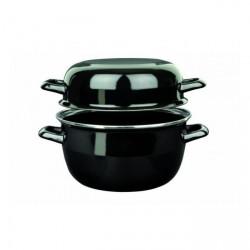 Cotture speciali: Riess pentola per cozze 24 cm 011240