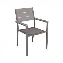 Panche e sedie: Cervia poltrona impilabile tapue