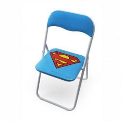 Sedie: Super eroi sedia pieghevole superman