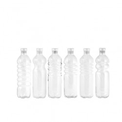 Bottiglie e caraffe: Bottiglia in vetro 0,57 lt