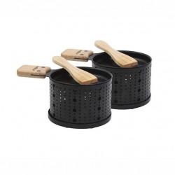 Fondute: Set raclette lumi 2 pz