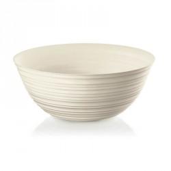 Ciotole, coppette ed insalatiere: Tierra insalatiera xl bianco latte