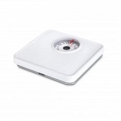 Bilance per persone: Bilancia pesapersona meccanica tempo white 130 kg