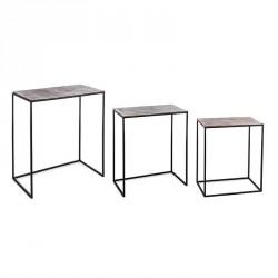 Tavolini: Tavolino tahir rettangolare l