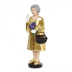 Gadget: Statuetta solar queen gold edition